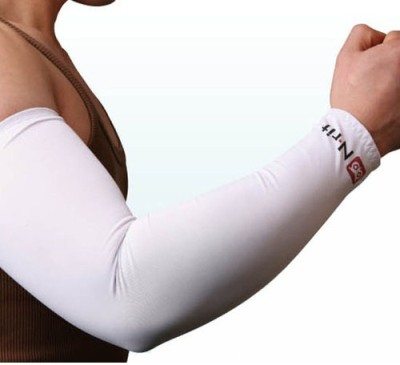 N-rit Nylon, Polyester Arm Sleeve For Men & Women With Tattoo