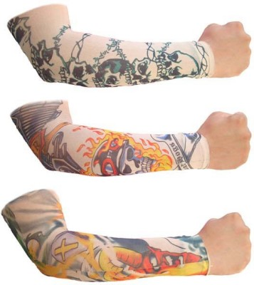 ALEXA INDIA Nylon Arm Sleeve For Men