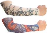 Jack & Ginni 1 Nylon Arm Warmer (Multico...