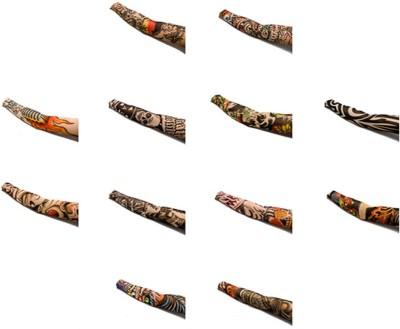 Atyourdoor Armtattootwelvestyles Nylon Arm Warmer