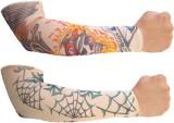 Jack & Ginni 2 Nylon Arm Warmer (Multico...
