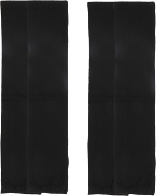 Gumber GE_TUBE_BLK_2PC Cotton Arm Warmer