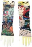 Aadishwar Creations Tattoo18 Nylon Arm W...