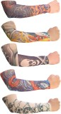 Jack & Ginni 4 Nylon Arm Warmer (Multico...