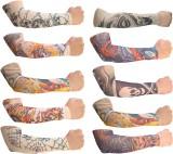 Jack & Ginni 7 Nylon Arm Warmer (Multico...