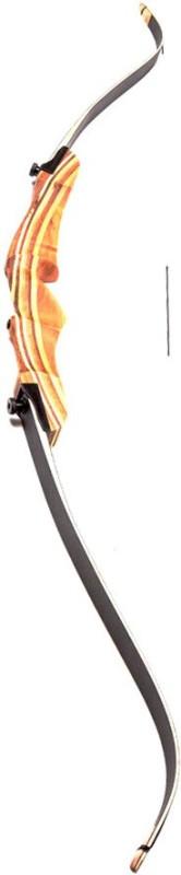 Adraxx Jandao Woodern Recurve Bow 66