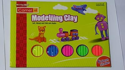 camlin neon clay camlin 100gm Art Clay