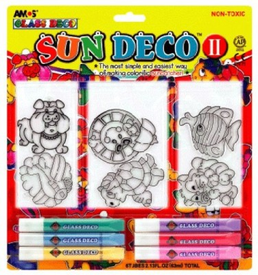 Neo Gold Leaf Amos Sun Deco 04