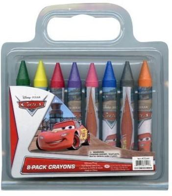 Disney Disney Cars of Jumbo Crayons