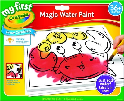 Crayola My First Crayola- Paint by Dot Baby Toy