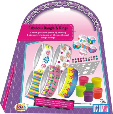 Ekta Toys Fabulous Bangles & Rings