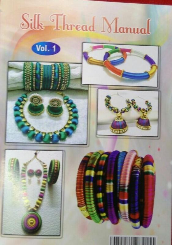 BestUBuy Silk thread jewelry making manual