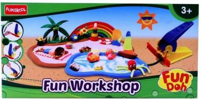 Funskool Fun-Doh Fun Work Shop