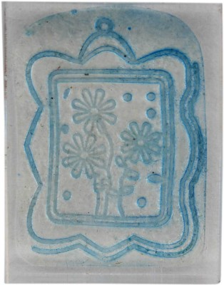 Tootpado Floral Clear Stamp (CSWB02) - 1l895