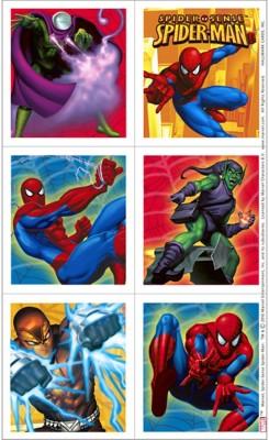 HALLMARK Spider-Man Spider Sense Sticker Sheets