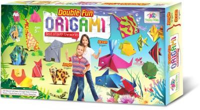 Happy Kidz Jungle Ocean Origami Craft Kit