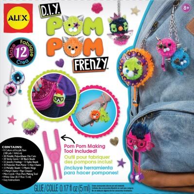 Alex Toys DIY Pom Pom Frenzy
