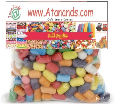 Atanands Wet and Set Magic Nuudles 50/pkg Pastel