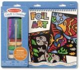 Melissa & Doug Craft and Create Foil Art