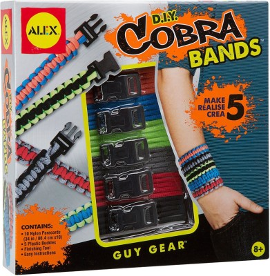 Alex Toys D.I.Y. Cobra Bands