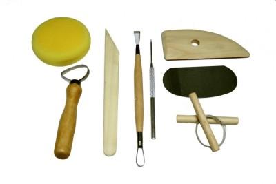 Asint Pottery Tool Kit