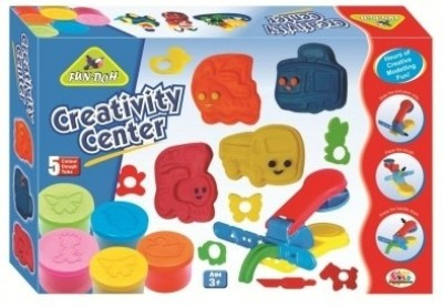 Ekta Toys Ekta Creativity Center Game