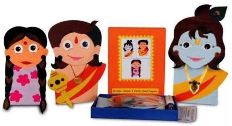 Hamara Nischay Chota Bheem, Krishna & Chutki (Set of 3)