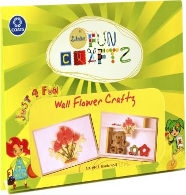 Anchor Wall Flower Craftz