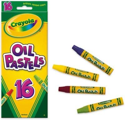 Crayola Crayola 16 Oil Pastels
