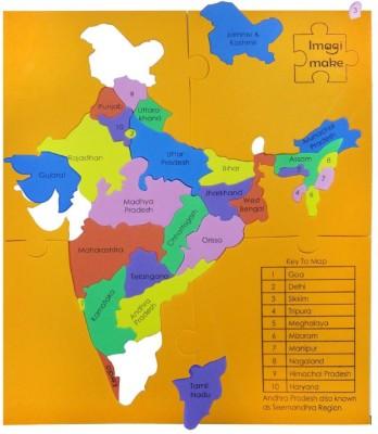 Imagimake Mapology - States of India