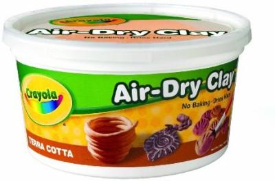 Crayola Terra Cotta Air Dry Clay
