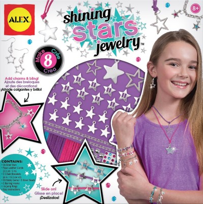 Alex Toys Craft Shining Stars Jewelry