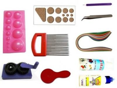 Mimi Creation Advanced Quilling Kit-Art & Craft Kit