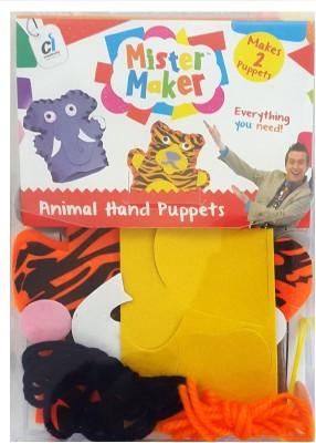 Mister Maker MISTER MAKER ANIMAL HAND PUPPET
