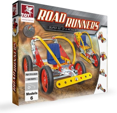 TOY KRAFT Toy Kraft Road Runners
