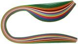 Dragon Multicolor 5 mm 1000 Quilling Pap...