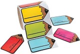 Fun Express Pencil shaped Name Tags/labe...