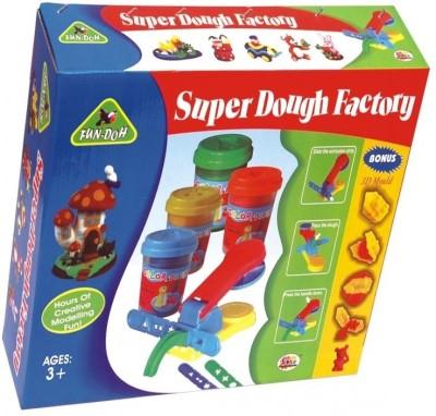 Ekta Toys Super Dough Factory. Fun Game