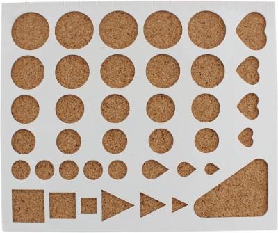 Tootpado Designer Paper Quilling Board - Art & Craft Activites