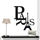 Amaonm ® Removable Vinyl Eiffel Tower...