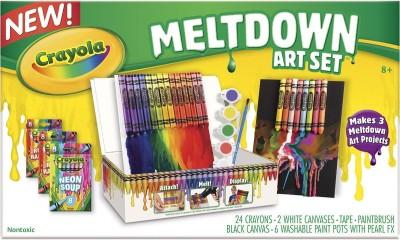 Crayola Crayola Meltdown Art Set