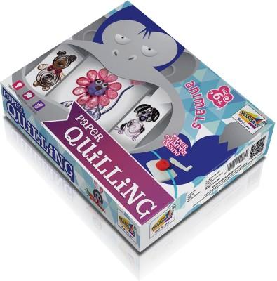 Mansa Ji Toys Paper Quilling Kit