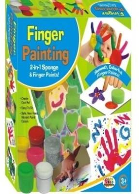 Ekta Toys Ekta Finger Painting Junior