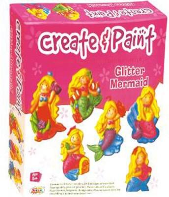Promobid Create & Paint -Glitter Mermaid