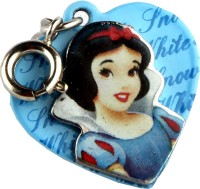 Lovely Collection Snow White Heart Charm