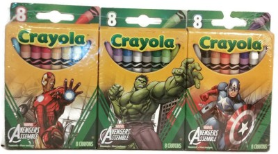 Crayola Packs of Crayons