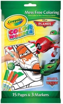 Crayola Crayola Color Wonder Mini Disney planes