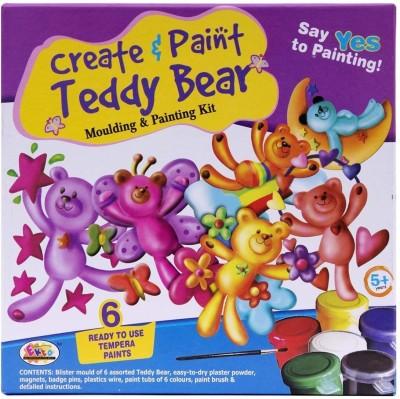 Promobid Create & Paint -Teddy Bear