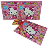Sanrio (3) Hello Kitty Coloring and Acti...