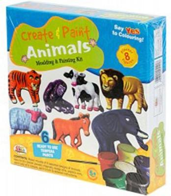 Promobid Create & Paint -Animals